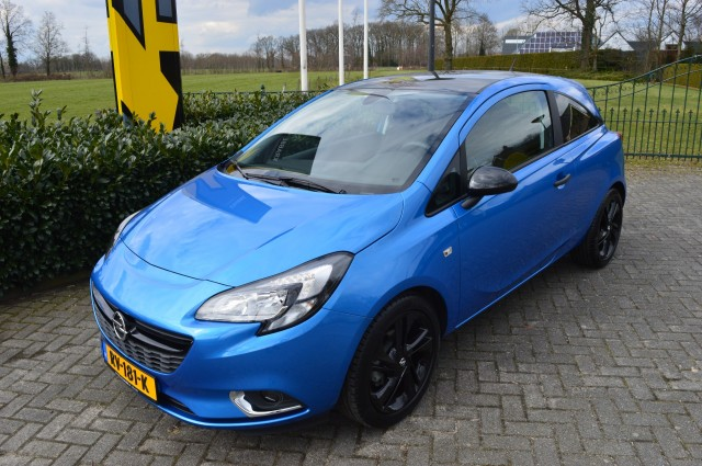 OPEL CORSA 14 16V Color Edition 3Drs